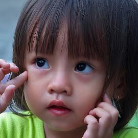 my Baby by Robby Wijaya - Babies & Children Child Portraits