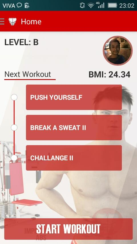Impossible Six Pack Abs PRO Screenshot 0