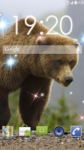 Grizzly Bear  Live Wallpaper - screenshot