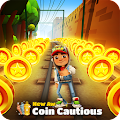 App Subway Unlimited: coins & keys APK for Windows Phone