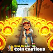 Subway Unlimited: coins & keys