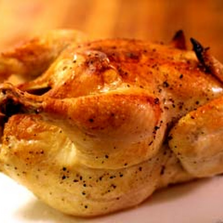 Roasted Garlic Chicken