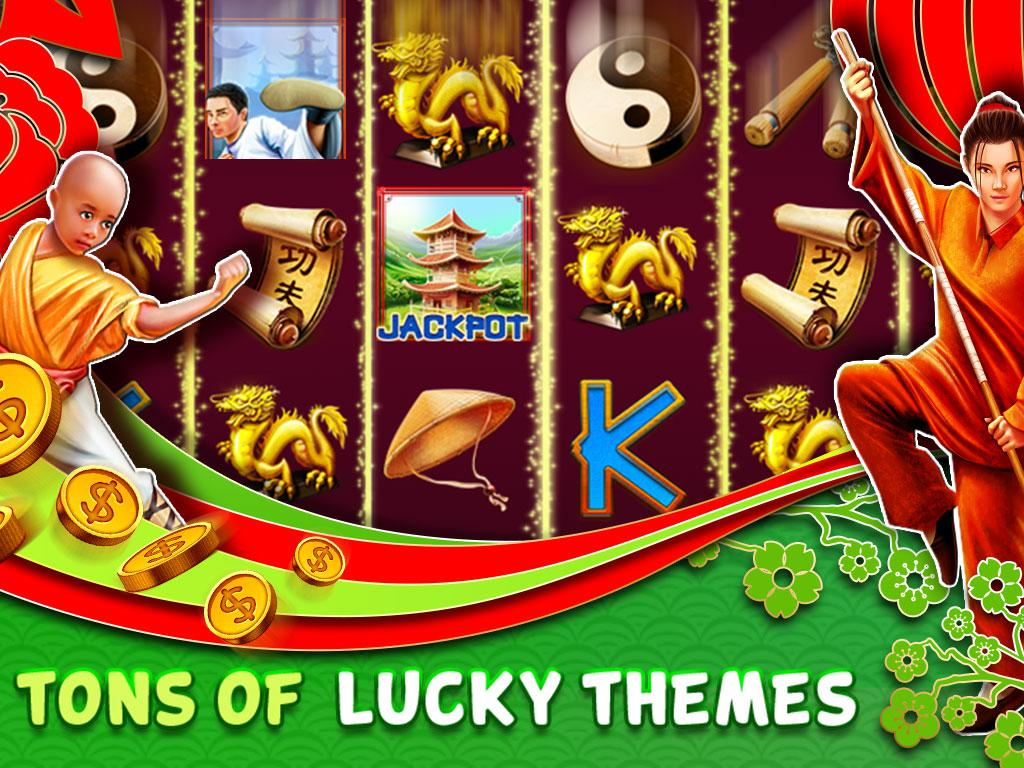 Panda Best Slots Free Casino Screenshot 7