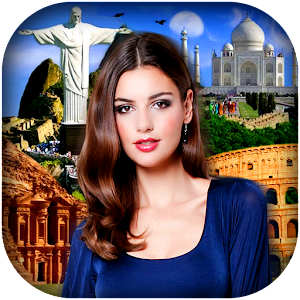 Download 7 Wonder Photo Frame : Wonders Of The World Editor For PC Windows and Mac