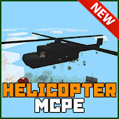 Helicopter Addon Minecraft PE Icon