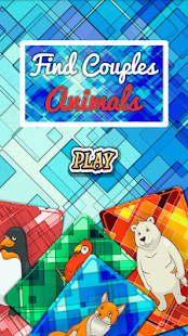 Find Couples: Animals - screenshot
