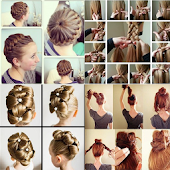 Hair braid tutorial APK for Lenovo