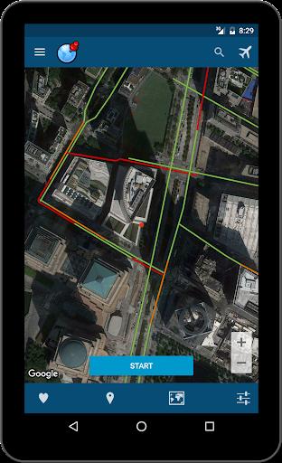 Fake gps - fake location - screenshot