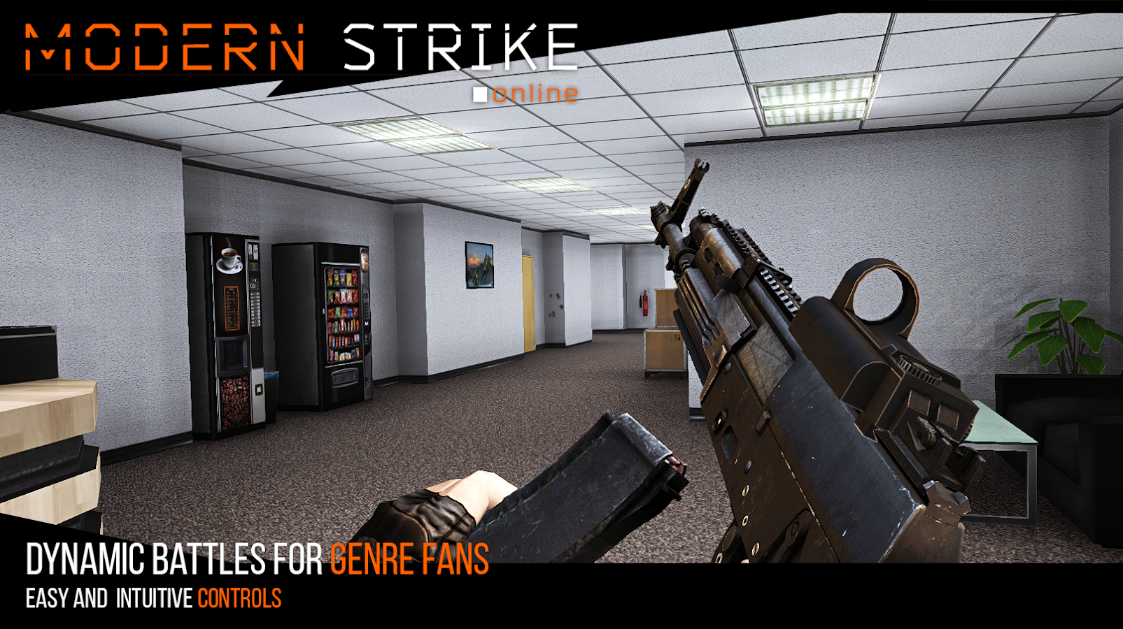 Modern Strike Online Screenshot 4