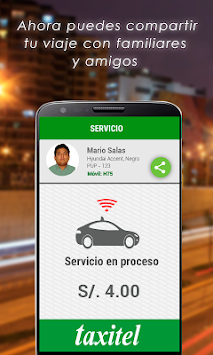 Taxitel By Grupo Día APK screenshot thumbnail 4
