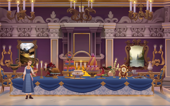Beauty And The Beast By Disney APK screenshot thumbnail 7