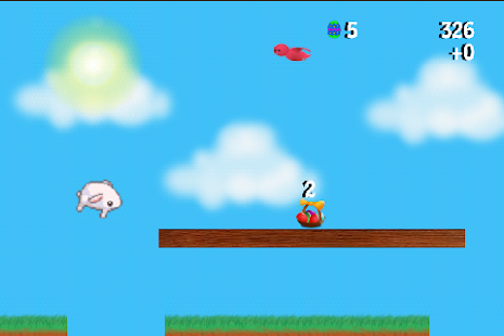 Bunny Run - screenshot
