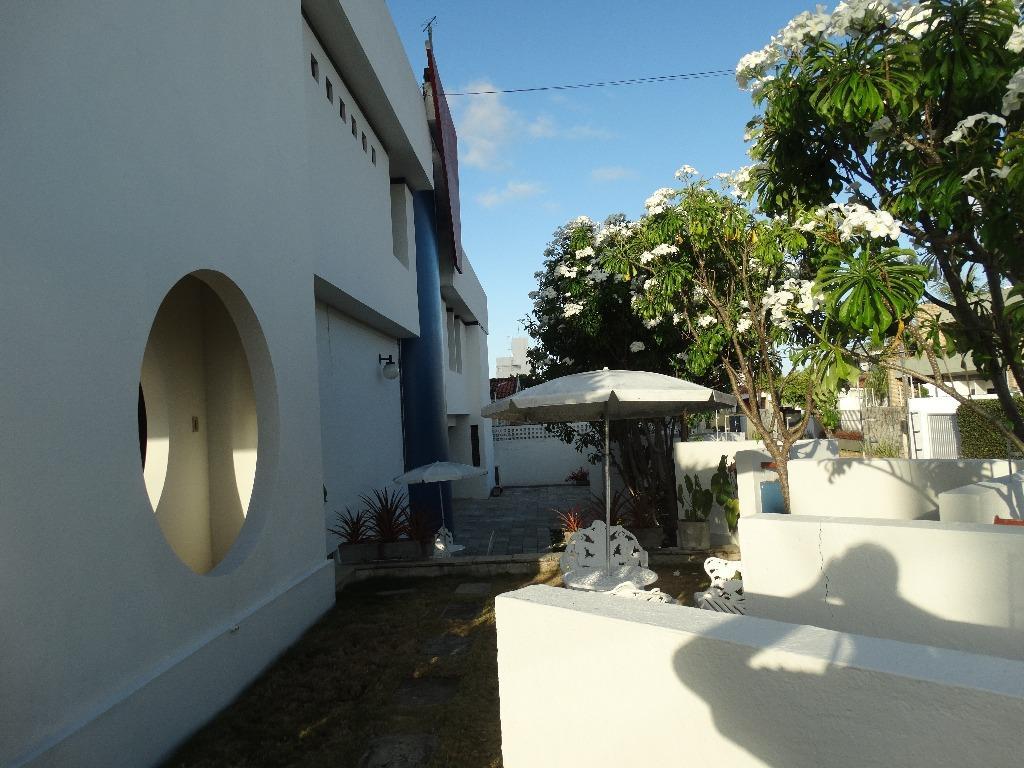 Casa residencial para venda e locação, Bairro dos Estados, João Pessoa - CA1349.