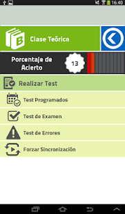 Autoescuela Alimar - screenshot