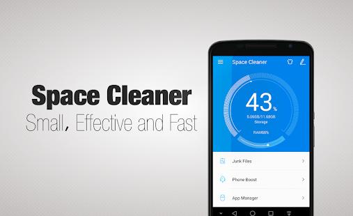 App Space Cleaner (Boost & Clean) version 2015 APK