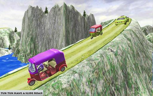 Grand Auto Off road Rickshaw