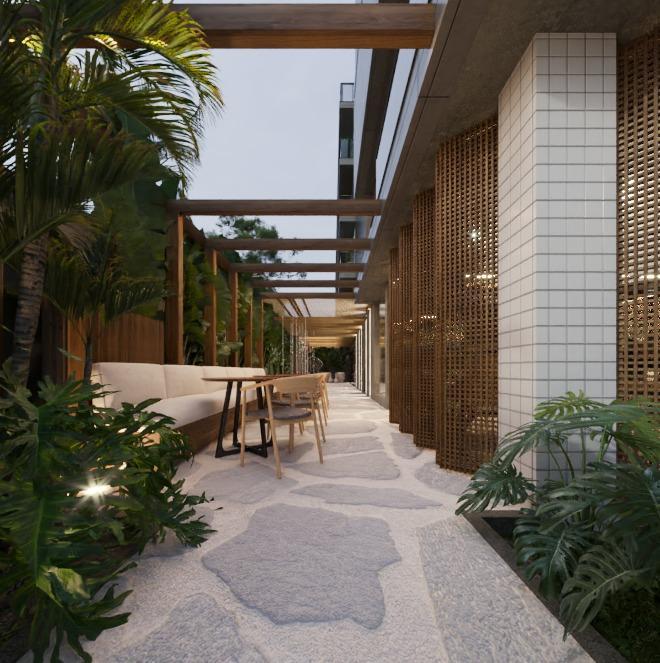Flat com 1 dormitório à venda, 21 m² por R$ 189.000,00 - Bessa - João Pessoa/PB