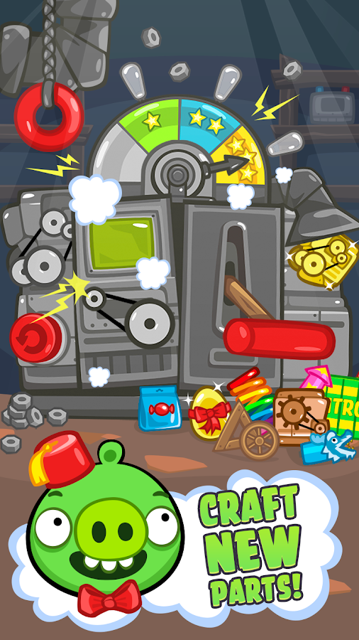 Bad Piggies HD Screenshot 2