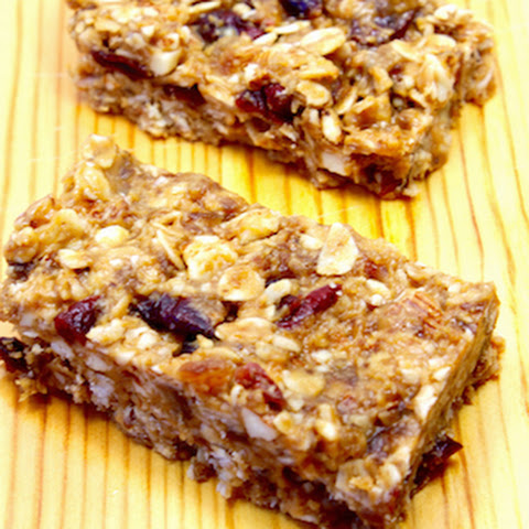 Chewy No-Bake Granola Bars from Michael Symon's 5 in 5