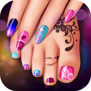 Manicure and Pedicure Games: Nail Art Designs For PC / Windows 7/8/10 / Mac – Free Download