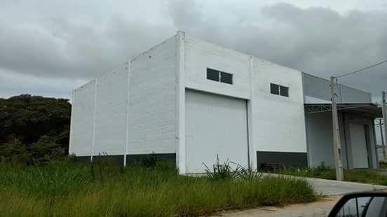 Galpão à venda, 260 m² por R$ 360.000,00 - XV de Novembro - Tijucas/SC