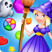 Witch Candy APK for Bluestacks