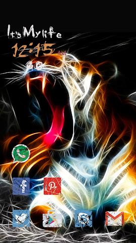 android The Glory of The Tiger Screenshot 0