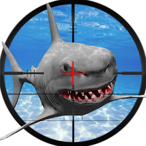 Underwater Tiger Shark Attack FPS Sniper Shooter Online PC (Windows / MAC)