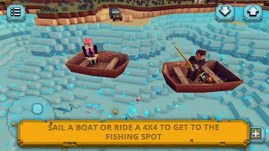 Fishing Craft Wild Exploration PC