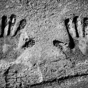 Hands by Mateo de la Vega - City,  Street & Park  Street Scenes