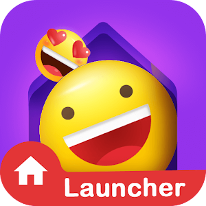IN Launcher - Themes, Emojis & GIFs New App on Andriod - Use on PC