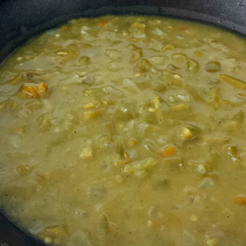Mouthwatering Green Chili Sauce
