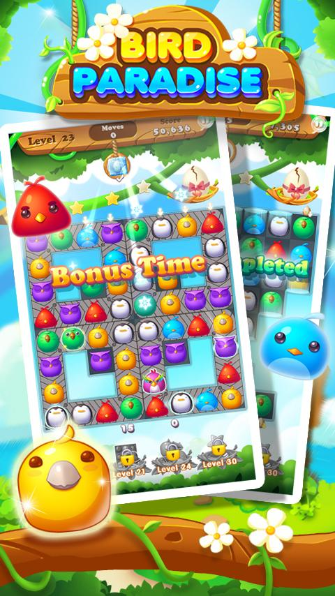 Bird Paradise Screenshot 5