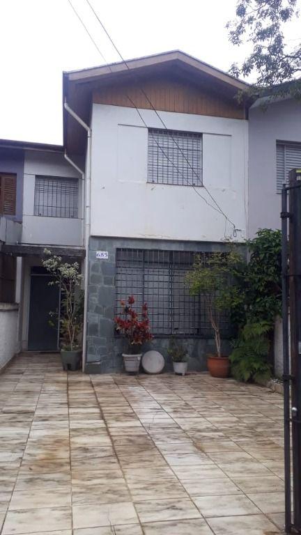 Casa com 3 dormitórios à venda por R$ 890.000 - Planalto Paulista - São Paulo/SP