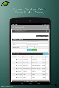 PickOrder Pocket PoS & Billing - screenshot