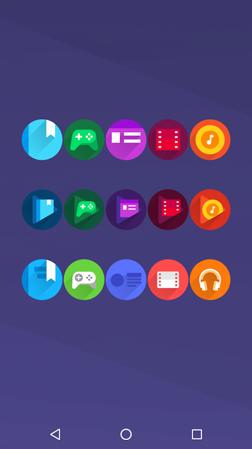 Yitax - Icon Pack Screenshot 17