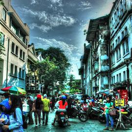 Wisata Kota Tua.... by Hendra Hermawan - Buildings & Architecture Architectural Detail