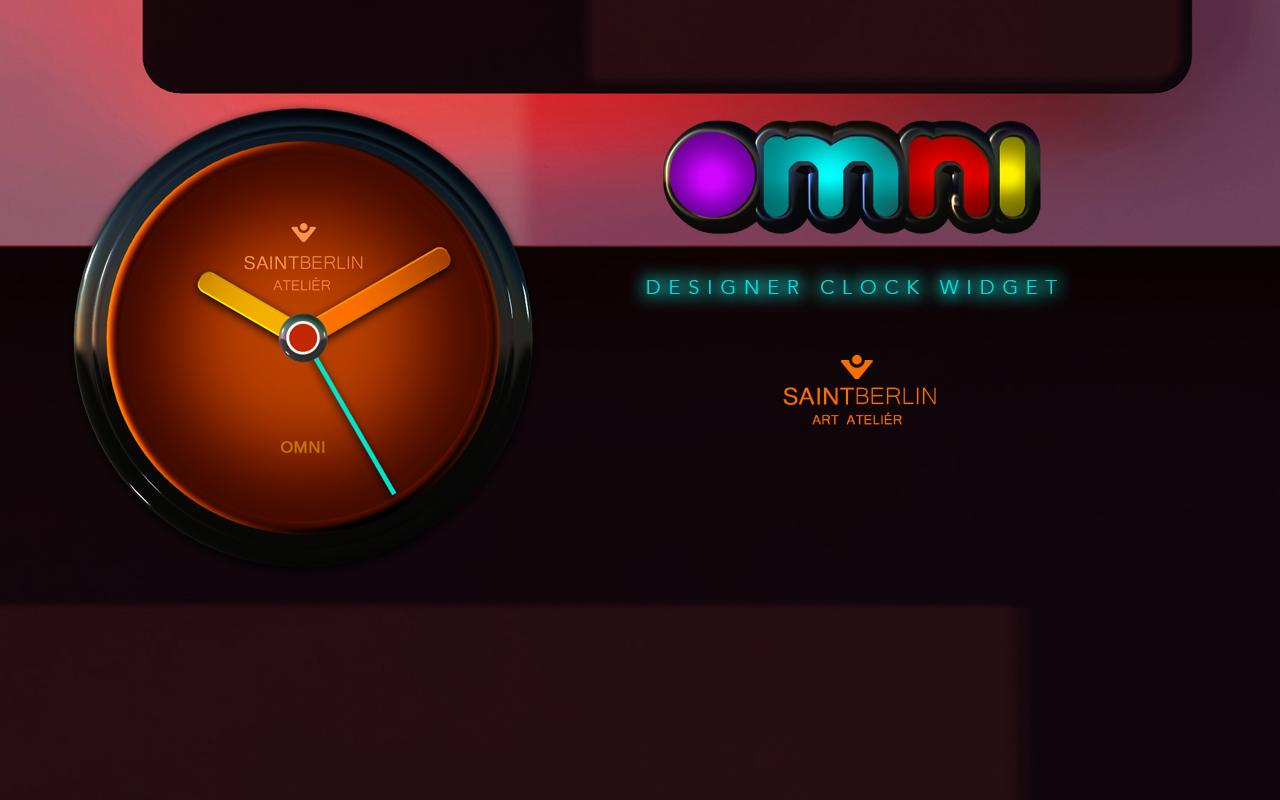 Omni Clock Widget Screenshot 2