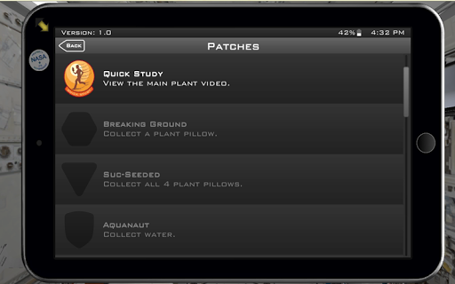 NASA Science Investigations: Plant Growth screenshot 12