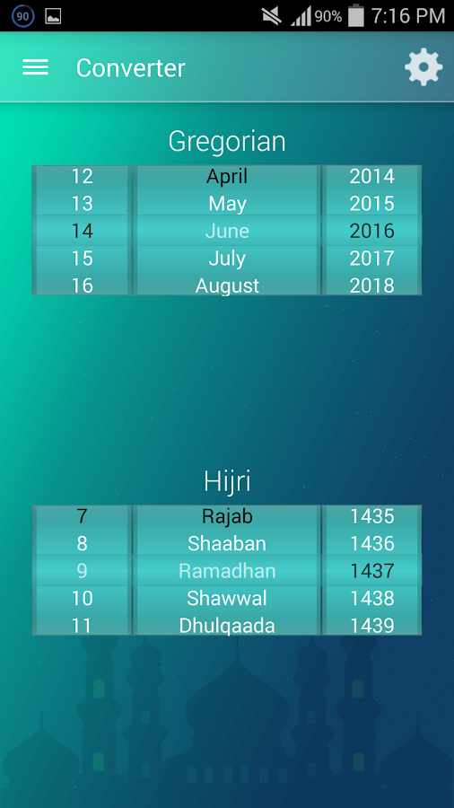 Prayer Times: Azan,Qibla,Imsak Screendshot 9