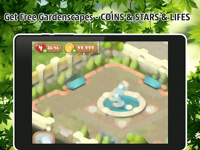 Coins For Gardenscapes prank APK for Bluestacks