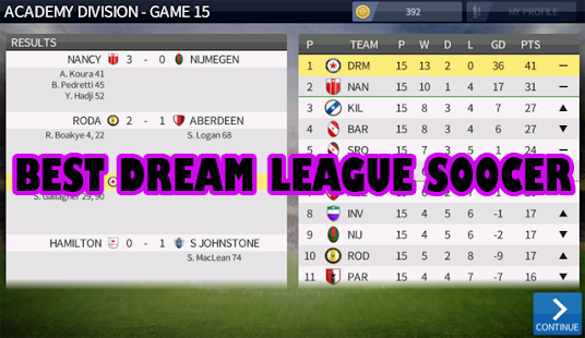 Guide For Dream League Soccer APK for Bluestacks