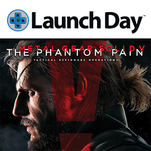 LaunchDay - Metal Gear Solid