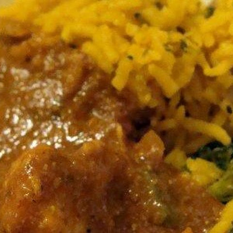 Indian Crock Pot Chicken Vindaloo