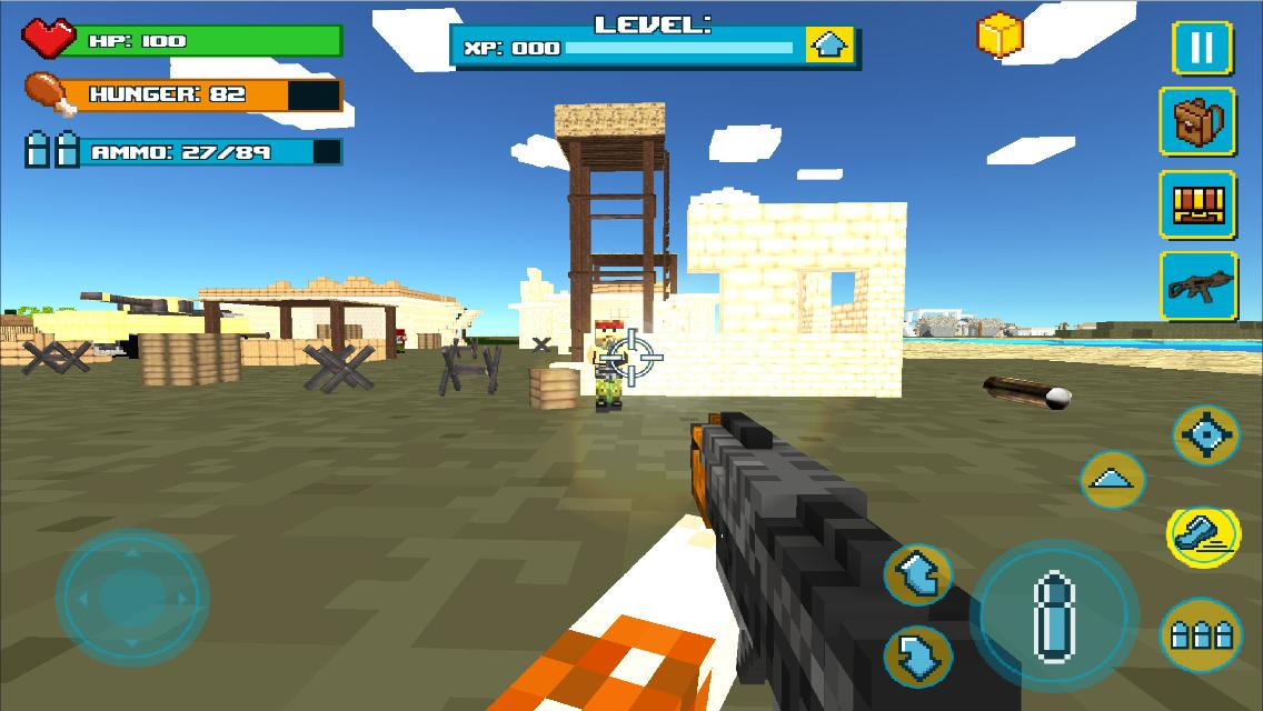 Survival Games Block Island Screenshot 2