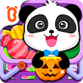 Baby Panda's Supermarket-Halloween Party Shopping APK for Bluestacks