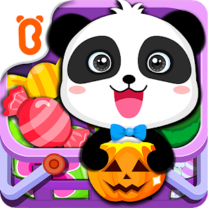 Game Baby Panda's Supermarket-Halloween Party Shopping APK for Windows Phone