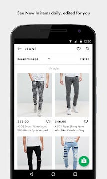 ASOS APK screenshot thumbnail 4