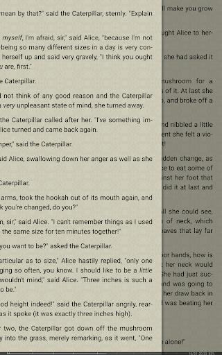 FBReader: Favorite Book Reader screenshot 15