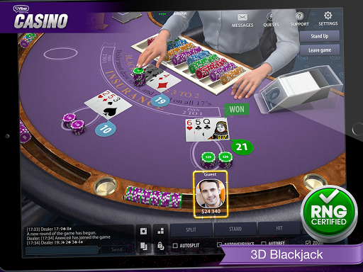 Viber Casino screenshot 8